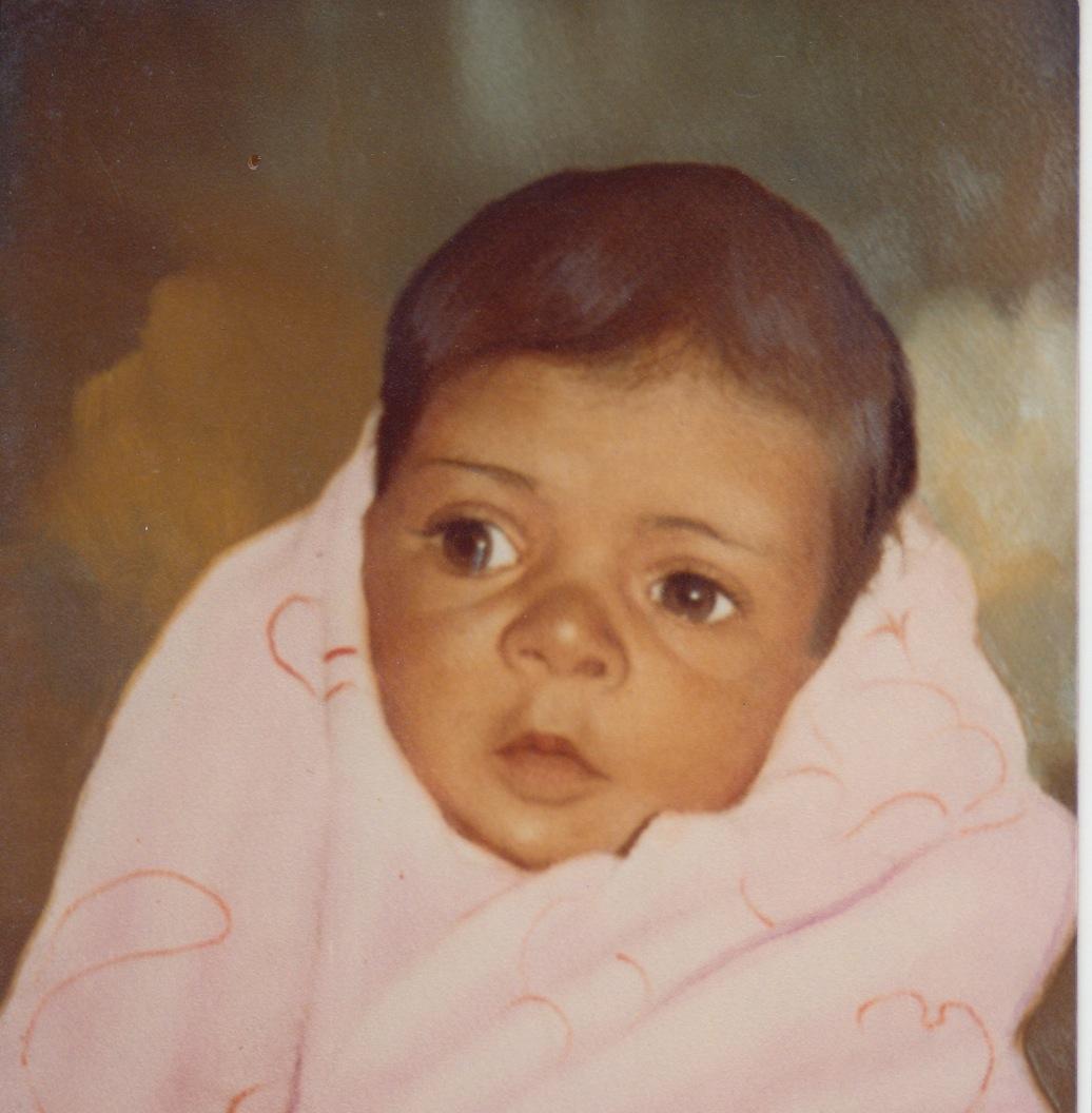 7 - Lisa 3 months old