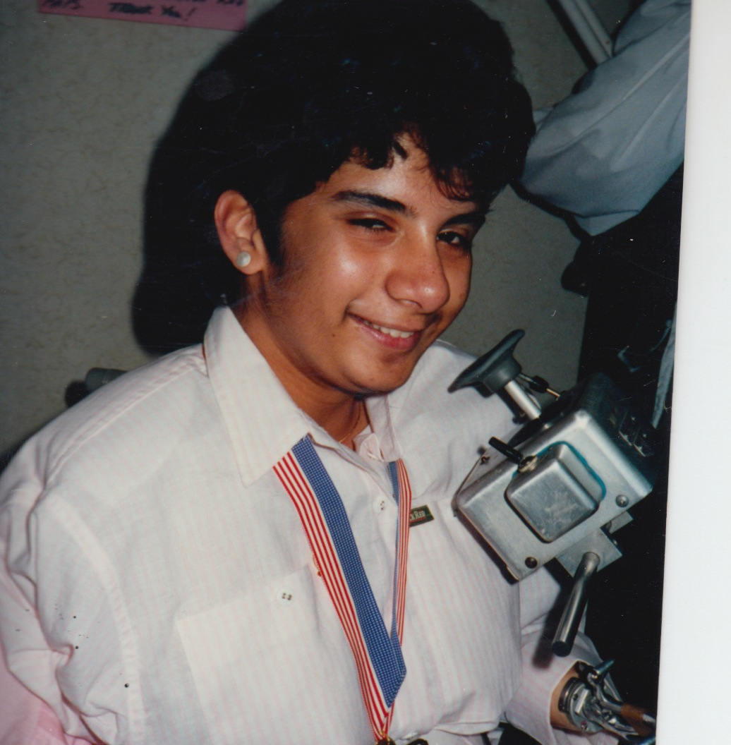 24 - lisa age 14 2