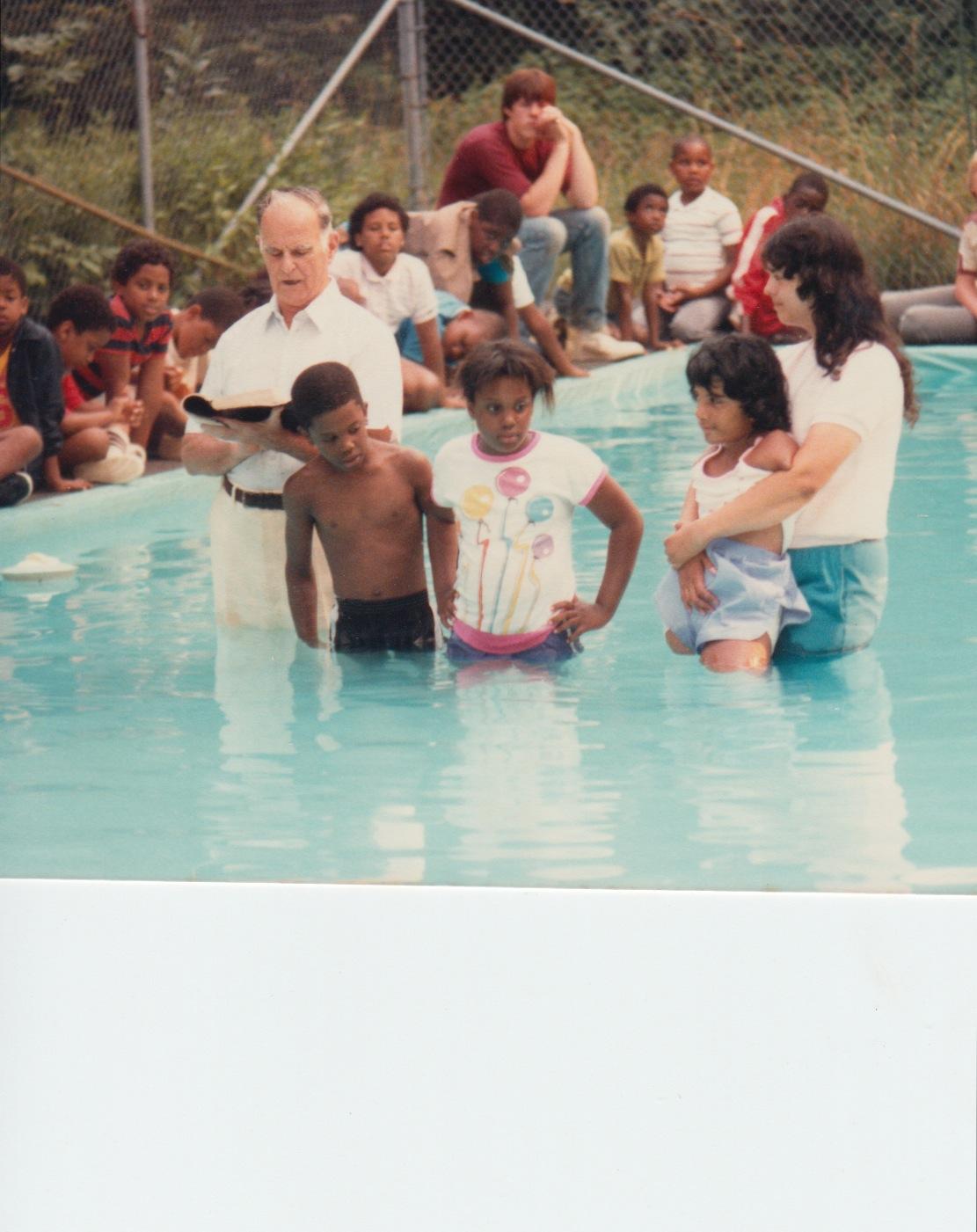 20 - lisa baptism age 10