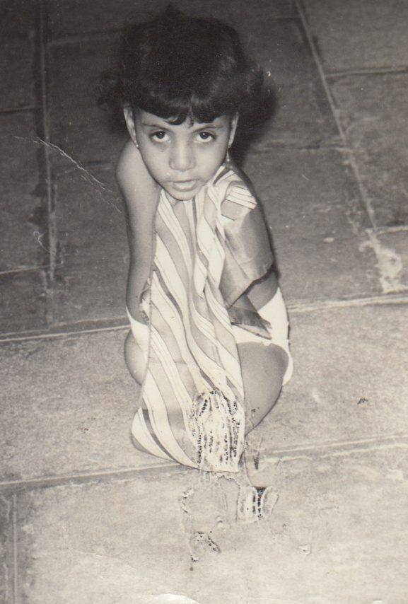 6 - lisa in india as toddler 2