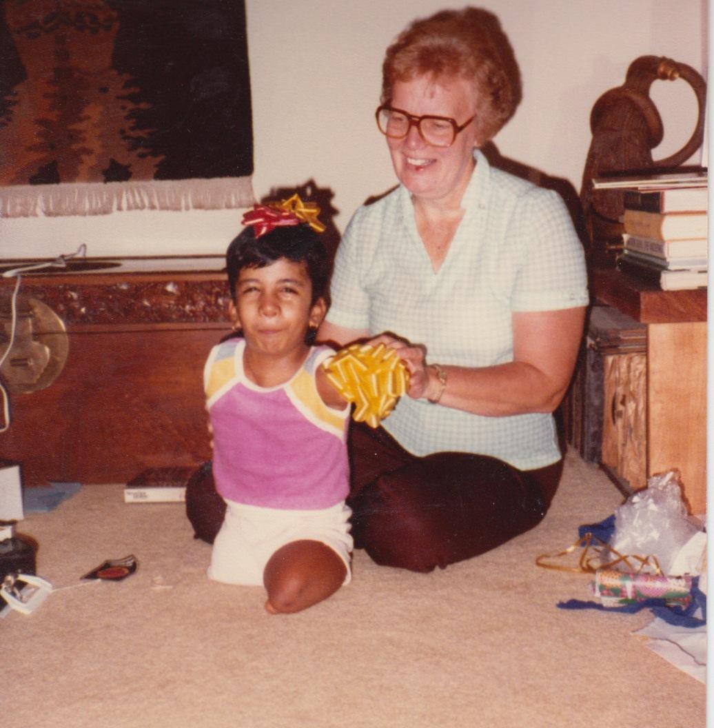48 - lisa mom age 6.5